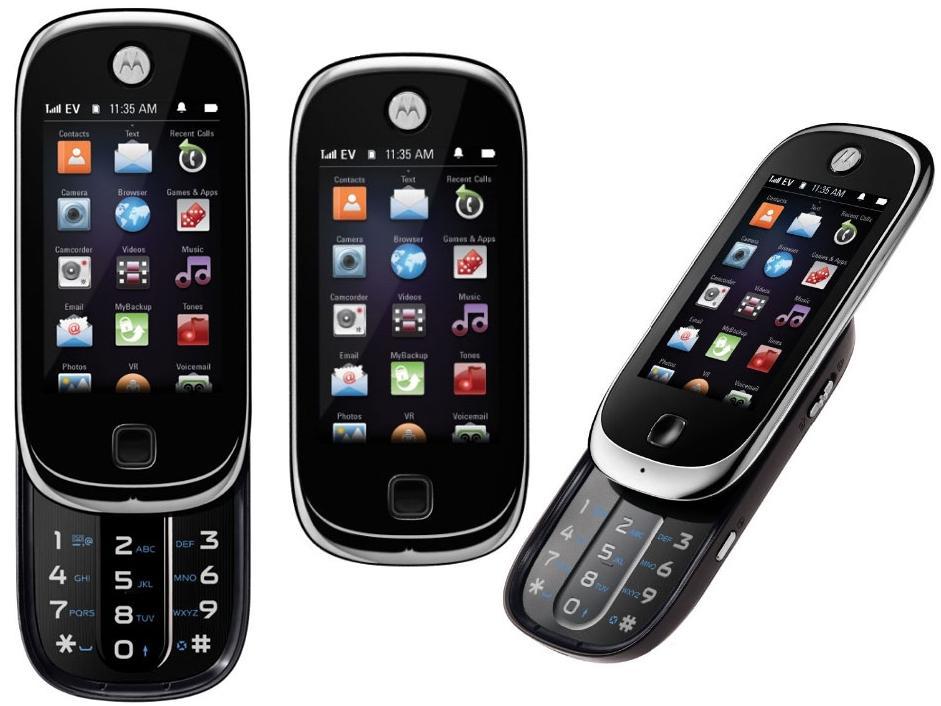 Motorola Evoke QA4 un nou handset pe siteul oficial al companiei 5df94b155d